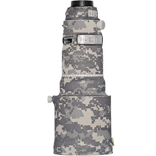 LensCoat Lens Cover for the Canon 300mm f/2.8 IS II Lens (Digital Camo)