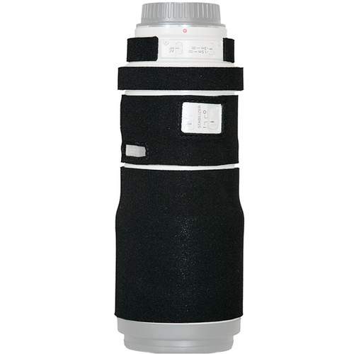 LensCoat Lens Cover for the Canon 300mm f/4 IS Lens (Black)