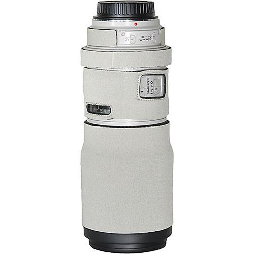 LensCoat Lens Cover for the Canon 300mm f/4 IS Lens (Canon White)