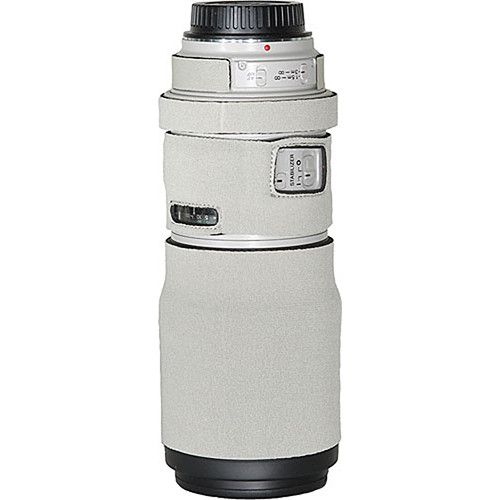 LensCoat Lens Cover for the Canon 300mm f/4 IS Lens (Canon White)
