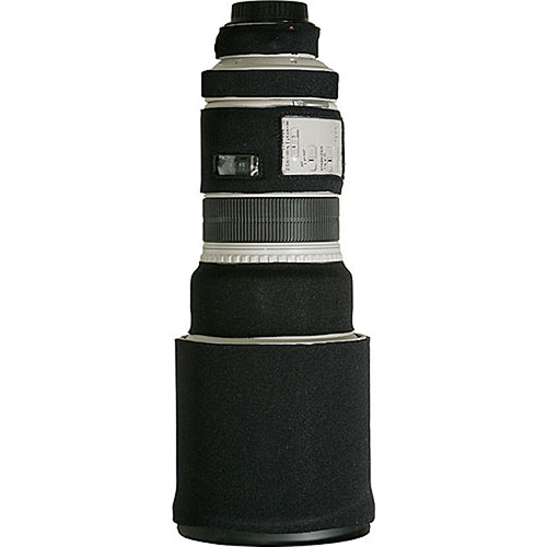 LensCoat Lens Cover for the Canon 300mm f/2.8 IS Lens (Black)