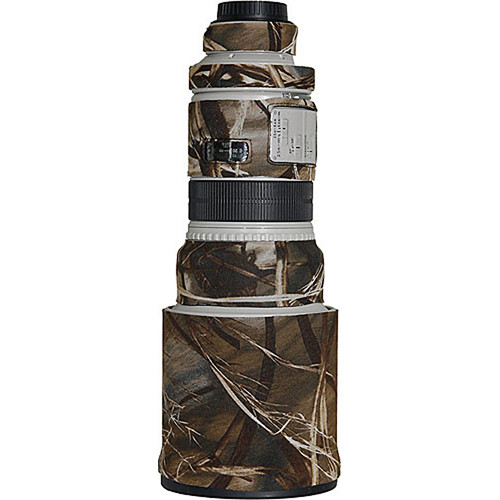 LensCoat Lens Cover for the Canon 300mm f/2.8 IS Lens (Realtree Max4 HD)