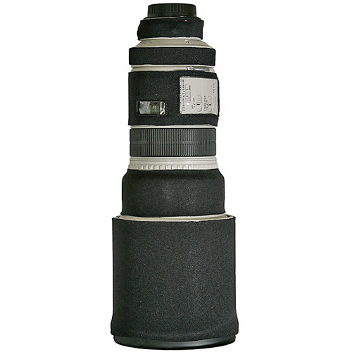 LensCoat Lens Cover for the Canon 300mm Non IS f/2.8 Lens (Black)