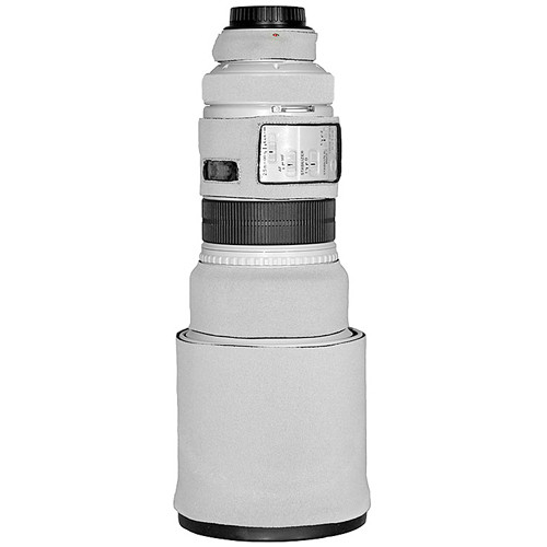 LensCoat Lens Cover for Canon 300mm Non IS f/2.8 Lens (Canon White)