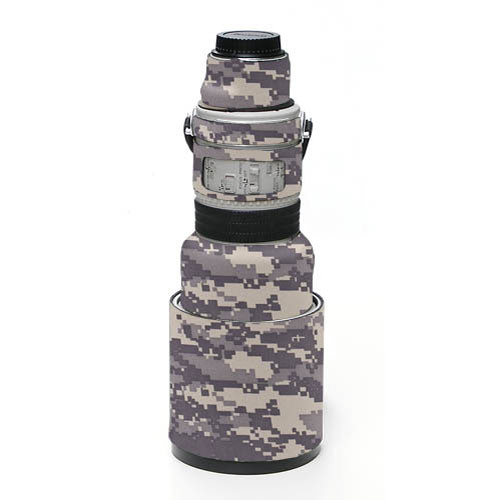 LensCoat Lens Cover for Canon 300mm Non IS f/2.8 Lens (Digital Camo)