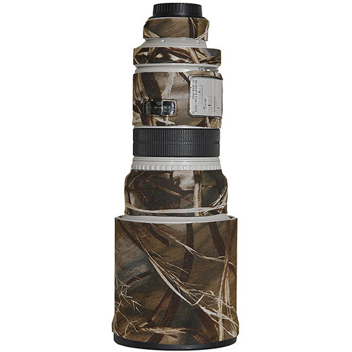 LensCoat Lens Cover for Canon 300mm Non IS f/2.8 Lens (Realtree Max4 HD)