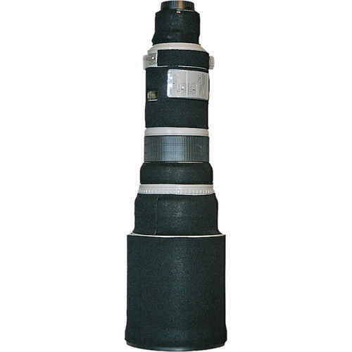 LensCoat Lens Cover for Canon 400mm f/2.8L IS Lens (Black)