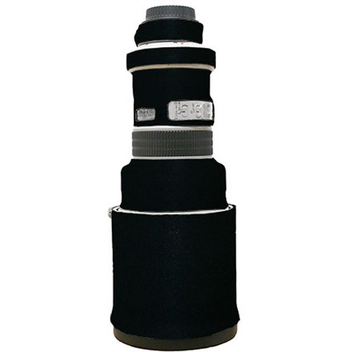 LensCoat Lens Cover for the Canon EF 400mm f/4 DO Lens (Black)