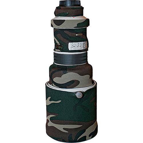 LensCoat Lens Cover for the Canon EF 400mm f/4 DO Lens (Forest Green)