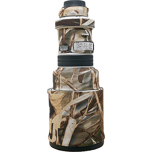 LensCoat Lens Cover for the Canon EF 400mm f/4 DO Lens (Realtree Max4)