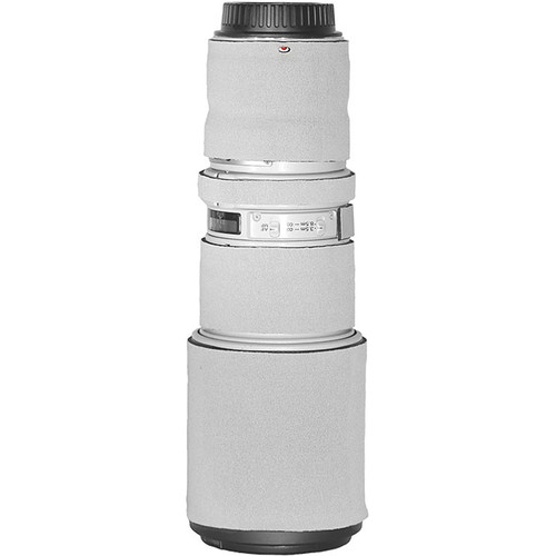 LensCoat Lens Cover for the Canon 500mm f/4.5 Lens (Canon White)