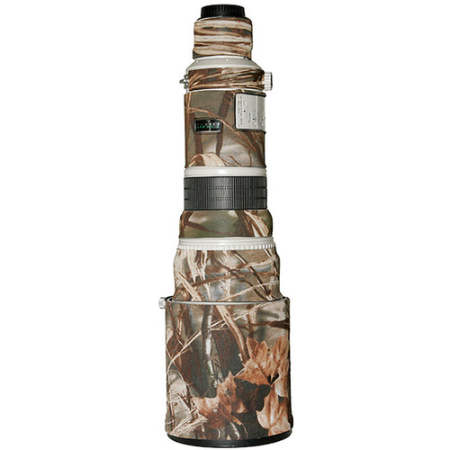 LensCoat Lens Cover for the Canon 500mm f/4.5 Lens (Realtree Advantage Max4 HD)