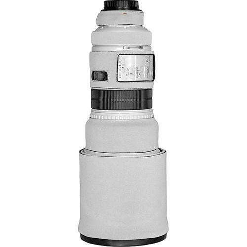 LensCoat Lens Cover for the Canon 500mm f/4 IS Lens (Canon White)
