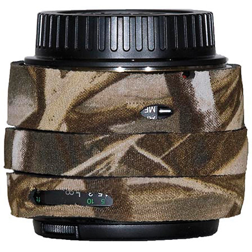LensCoat Lens Cover for Canon EF 50mm Lens (Realtree Max4)