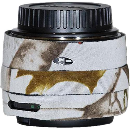 LensCoat Canon Lens Cover (Realtree AP Snow)