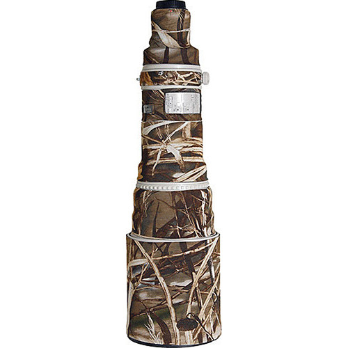 LensCoat Lens Cover for the Canon 600mm f/4 IS Lens (Realtree Advantage Max4 HD)