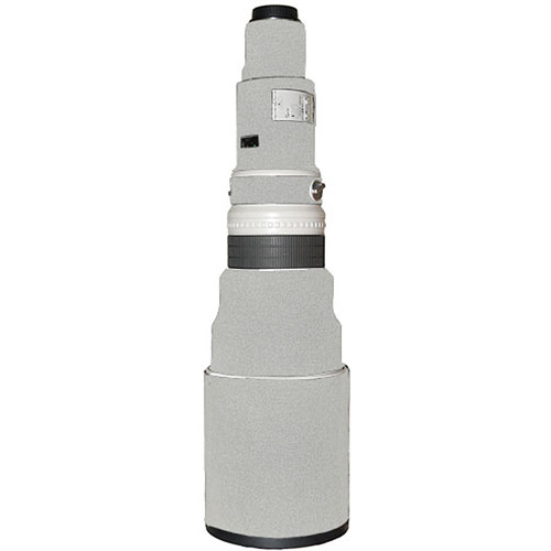 LensCoat Lens Cover for the Canon 600mm f/4 Non IS Lens (Canon White)
