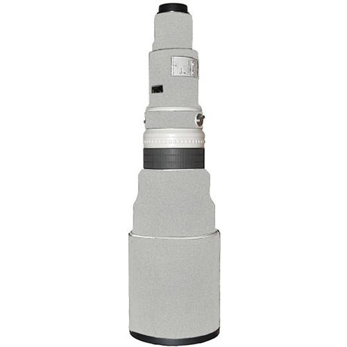 LensCoat Lens Cover for Canon 600mm f/4 Non IS Lens (Canon White)