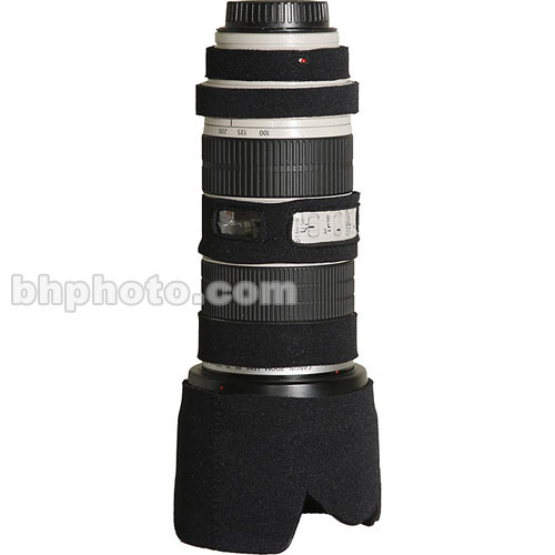 LensCoat Lens Cover for the Canon 70-200mm f/2.8 IS Lens (Black)