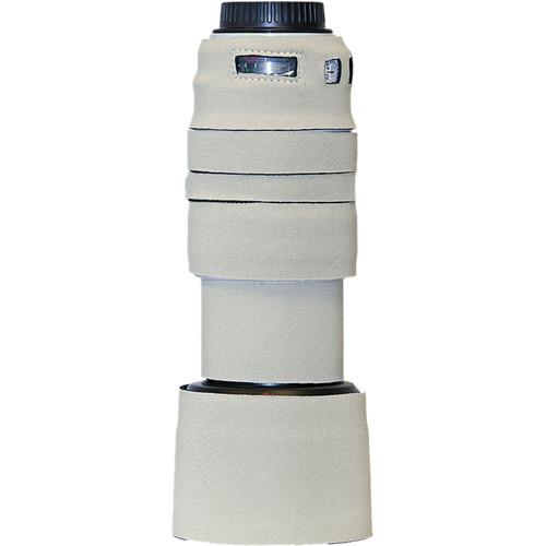 LensCoat Lens Cover for the Canon 70-300mm f/4-5.6 L Lens (Canon White)