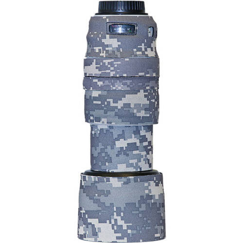 LensCoat Lens Cover for the Canon 70-300mm f/4-5.6 L Lens (Digital Camo)