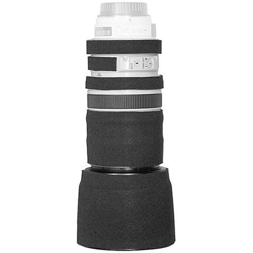 LensCoat Lens Cover for the Canon 70-200mm f/4 IS Lens (Black)