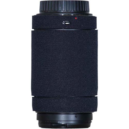 LensCoat Lens Cover for Canon EF 75-300mm f/4.0-5.6 III AF Lens (Black)