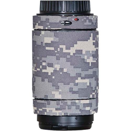 LensCoat Lens Cover for the EF 75-300mm f/4.0-5.6 III AF Lens (Digital Army Camo)