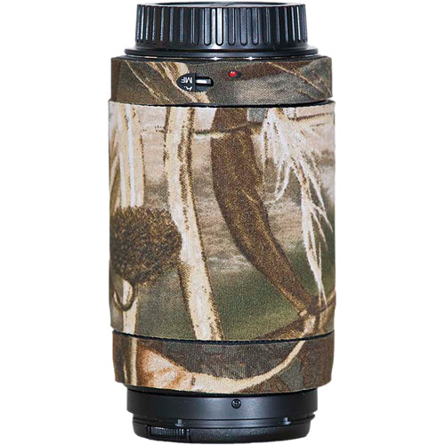 LensCoat Lens Cover for Canon EF 75-300mm f/4.0-5.6 III AF Lens (Realtree Max4)