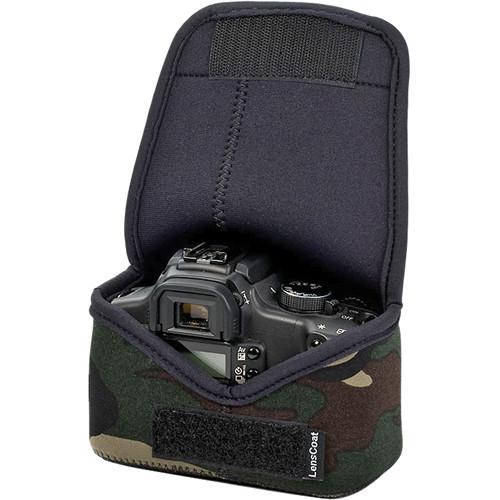 LensCoat BodyBag Compact (Forest Green Camo)