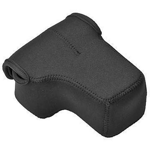 LensCoat BodyBag Compact with Lens (Black)