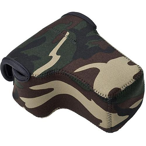 LensCoat BodyBag Compact with Lens (Forest Green Camo)