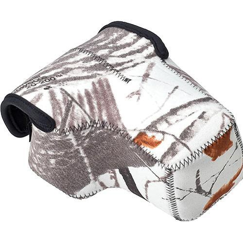 LensCoat BodyBag Compact with Lens (Realtree AP Snow)