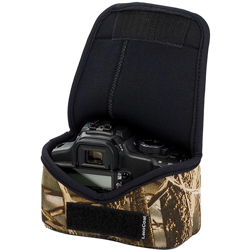 LensCoat BodyBag Compact Camera Case (Realtree MAX-4 HD)