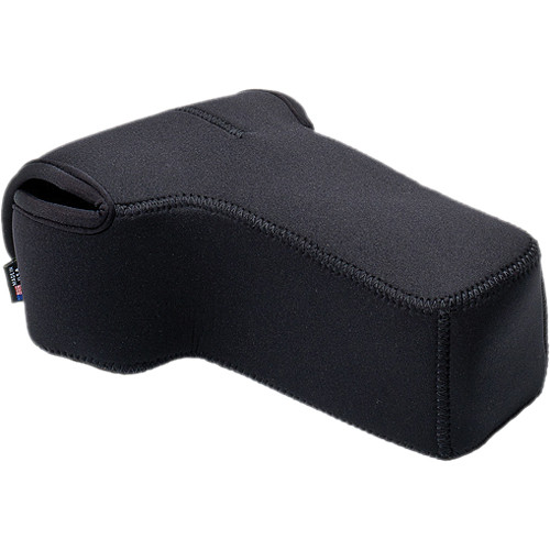 LensCoat BodyBag Compact Telephoto (Black)