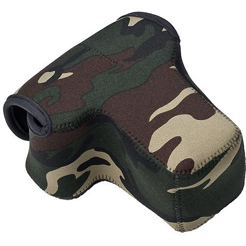 LensCoat BodyBag with Lens (Forest Green)