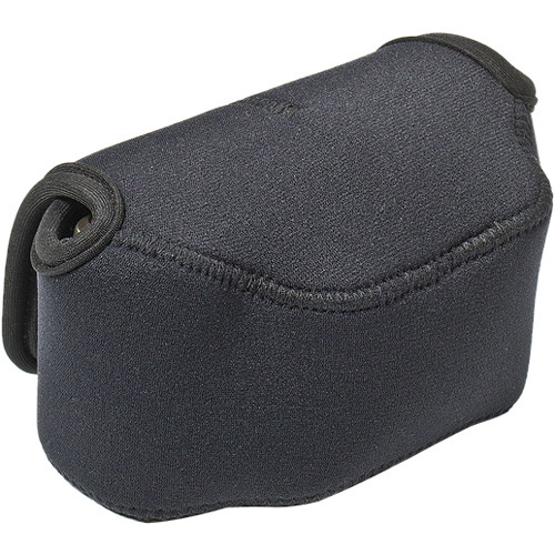 LensCoat BodyBag Point-and-Shoot Large Zoom (Black)