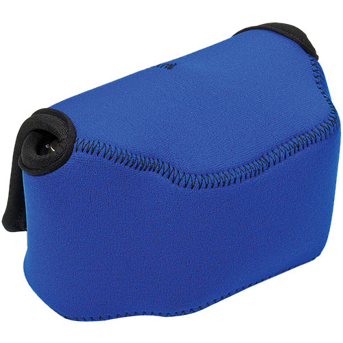 LensCoat BodyBag Point-and-Shoot Large Zoom (Blue)