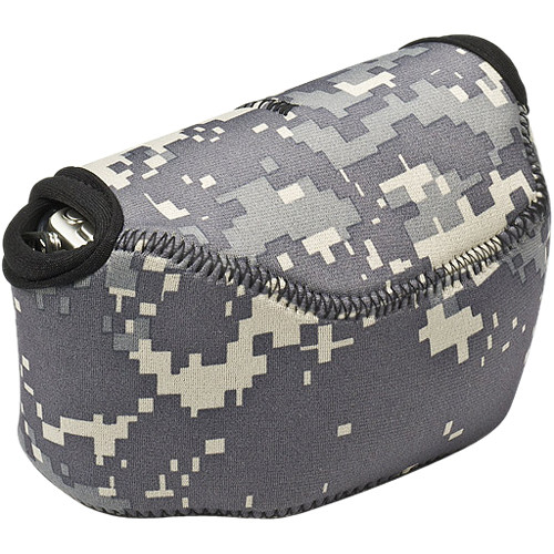 LensCoat BodyBag Point-and-Shoot Large Zoom (Digital Camo)