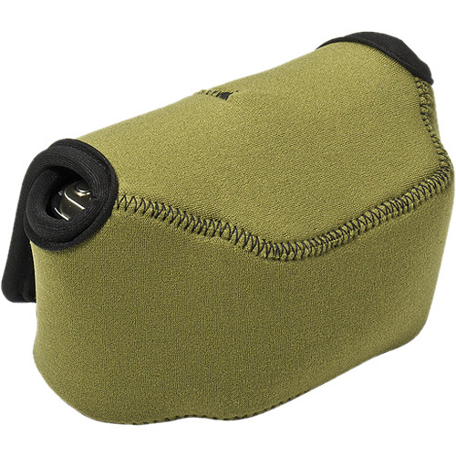 LensCoat BodyBag Point-and-Shoot Large Zoom (Green)