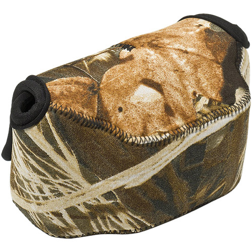LensCoat BodyBag Point and Shoot Large Zoom (Realtree Max4)