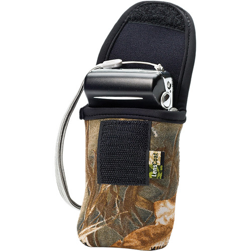 LensCoat BodyBag PS Camera Cover (Realtree MAX-4)