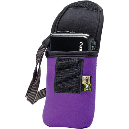 LensCoat Bodybag PS Camera Protector (Purple)