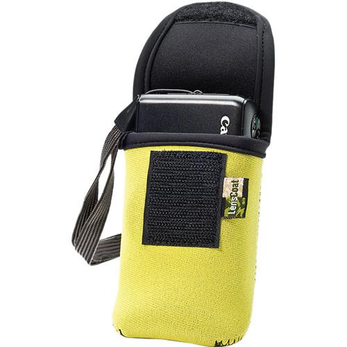 LensCoat BodyBag PS Camera Cover (Yellow)