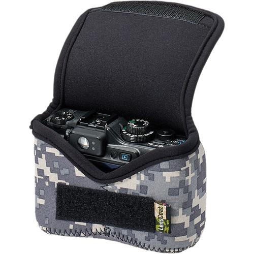 LensCoat BodyBag (Small, Digital Army Camo)