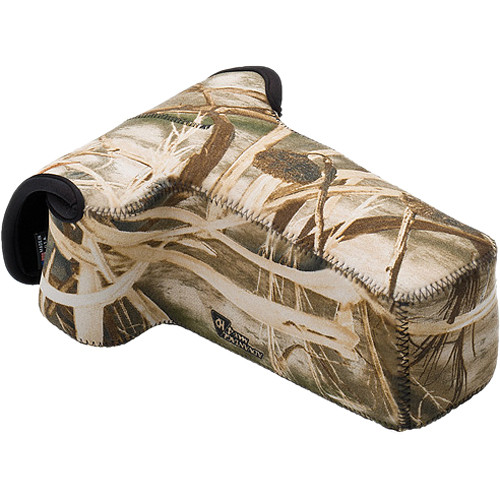 LensCoat BodyBag Telephoto (Realtree Max4)