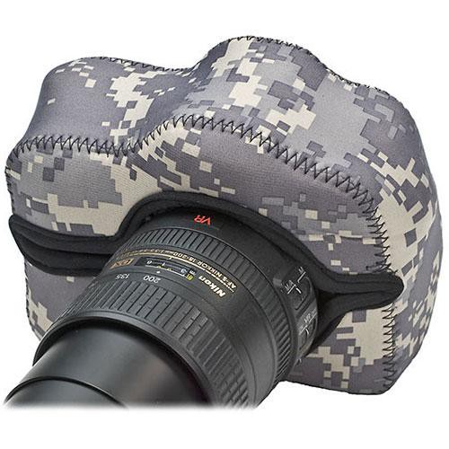 LensCoat BodyGuard Camera Cover (Digital Camo)