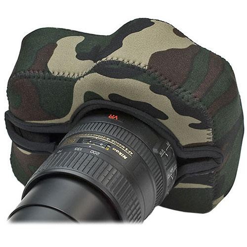 LensCoat BodyGuard Camera Cover (Forest Green Camo)