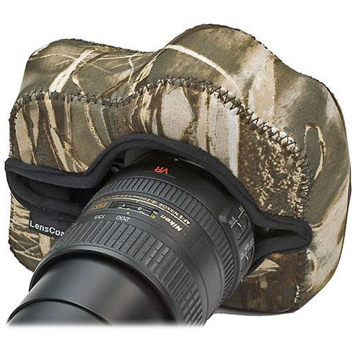 LensCoat BodyGuard Camera Case (Realtree MAX-4 HD)