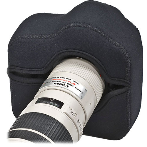 LensCoat BodyGuard Pro Camera Case (Black)